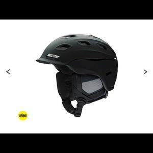 Smith women's helmet